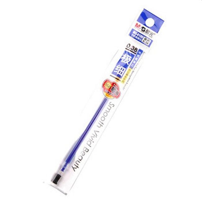 晨光 GP-6100 极细 中性笔芯 0.38mm 蓝色