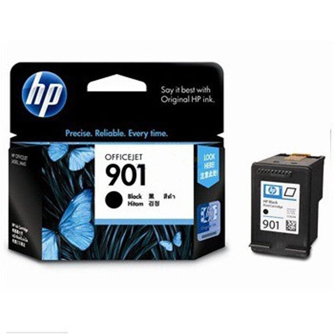 惠普901黑色墨盒(适用HP Officejet J4580 J4660 4500)