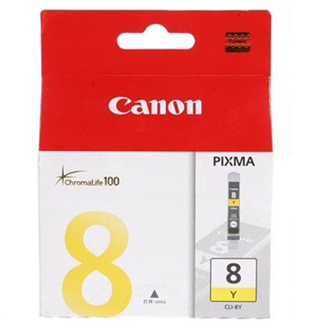佳能CLC-8Y黄色墨盒(适用Canon IP4200 MP500)