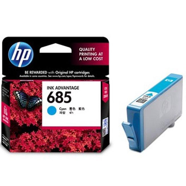 惠普CZ122AA(685)蓝色墨盒(适用 HP DeskJet 3525/4615/4625/5525)