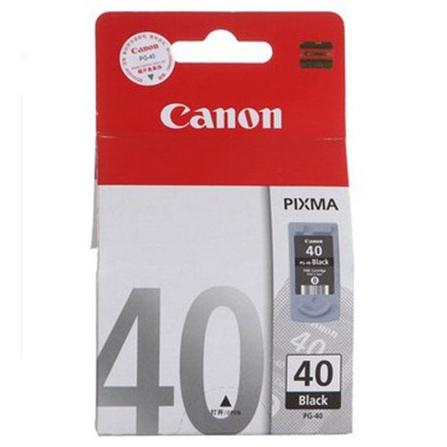 佳能PG-40BK黑色墨盒(适用Canon IP1180/1980 MX308/318 MP198)