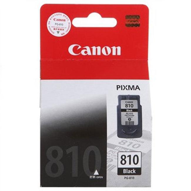 佳能PG-810黑色墨盒(适用Canon PIXMA MP245 268 486 MX328)