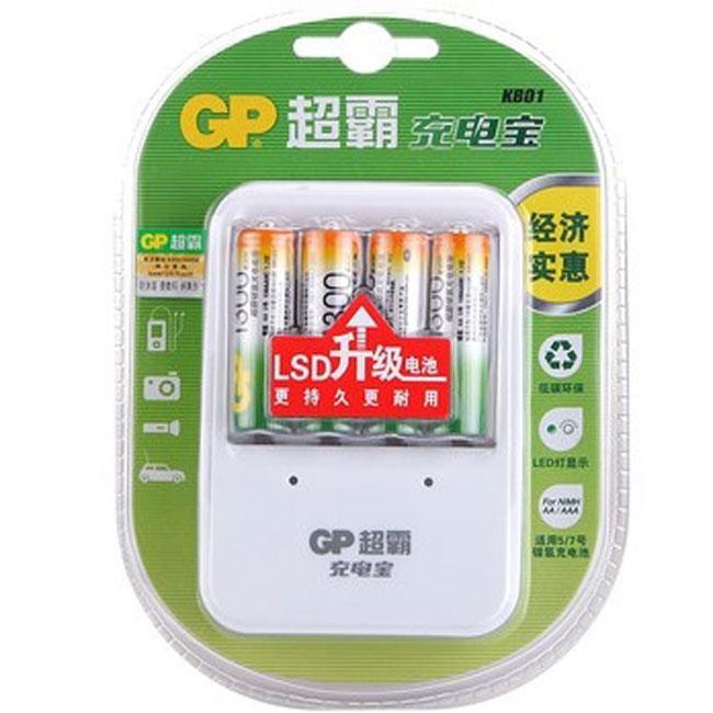 超霸GPKB01GW-L4充电宝