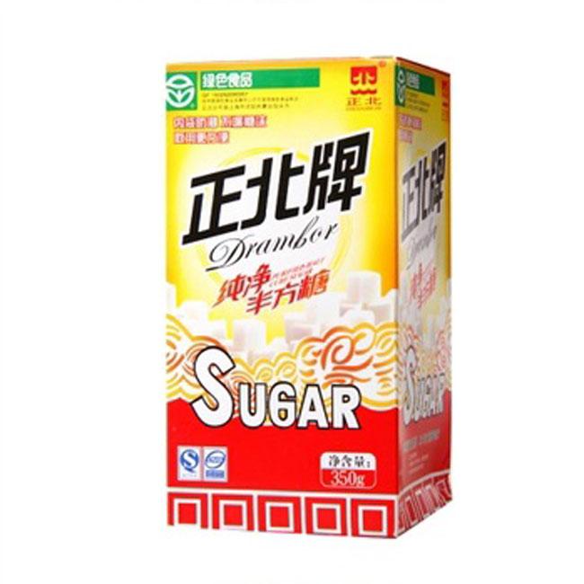 正北 纯净方糖 350g