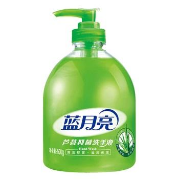蓝月亮 芦荟抑菌 洗手液 500g