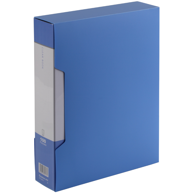 齐心PF80AK-1 80页 超省钱系列 资料册