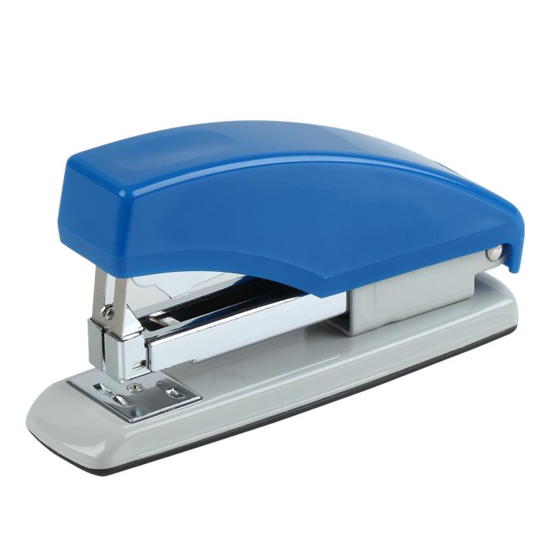 齐心 B3017 按键式省力标准订书机 24/6 可订20页