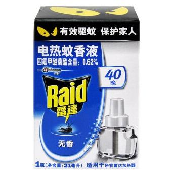 雷达 单瓶灭蚊液  无香型