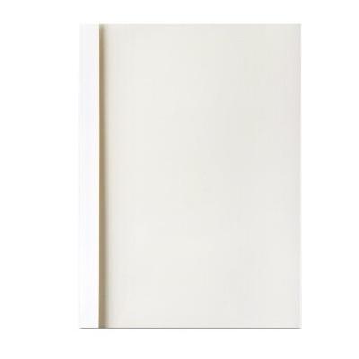 得力 3865 热熔装订封套 3mm 10个装 装订页数16-35页