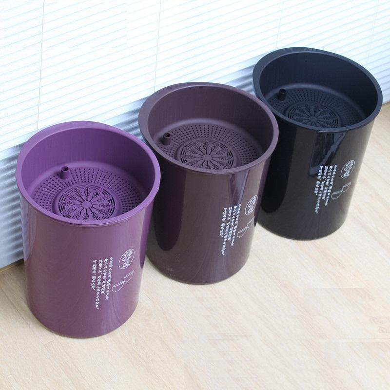 办公室倒茶垃圾桶 茶渣桶 茶叶桶