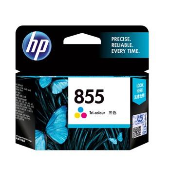 惠普C8766ZZ(855)彩色墨盒(适用HP Officejet100/150/H470b/K7108/6318 ,Photosmart2578/C4188等)
