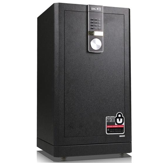 得力 4045 合金钢防盗保险柜 3C认证 H830 高750mm×宽450mm×深440mm