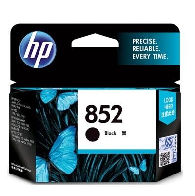 惠普C8765ZZ 852 黑色墨盒(适用:HP B8338 Deskjet 9808 Officejet H470b)