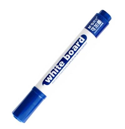 晨光 AWM26301 可加墨 易擦白板笔 蓝色
