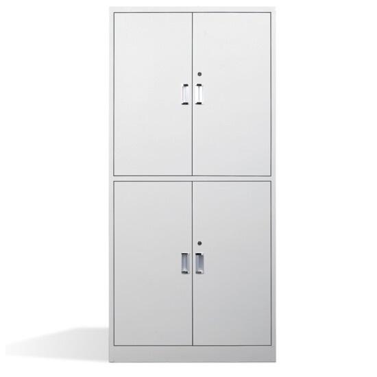长城 亚光 加厚型  连体式 双节柜