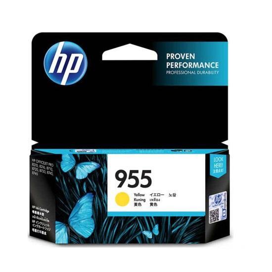 惠普 L0S57AA 955 黄色墨盒(适用HP 8210 8710 8720 8730 打印机)