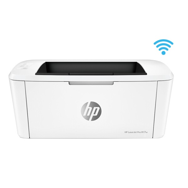 惠普(HP)M17w 黑白激光打印机 A4 无线打印