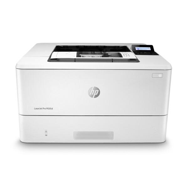惠普(HP)M305d黑白激光打印机 A4 自动双面打印
