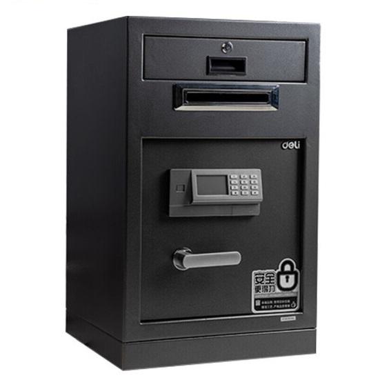 得力 3632 投币型 电子密码保管箱 H700 高700mm×宽430mm×深380mm