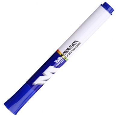 晨光 AWMY2201 小容量 易擦白板笔 蓝色