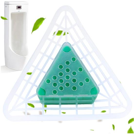 绿之源 小便斗芳香消臭剂 每块可用30天 两块装