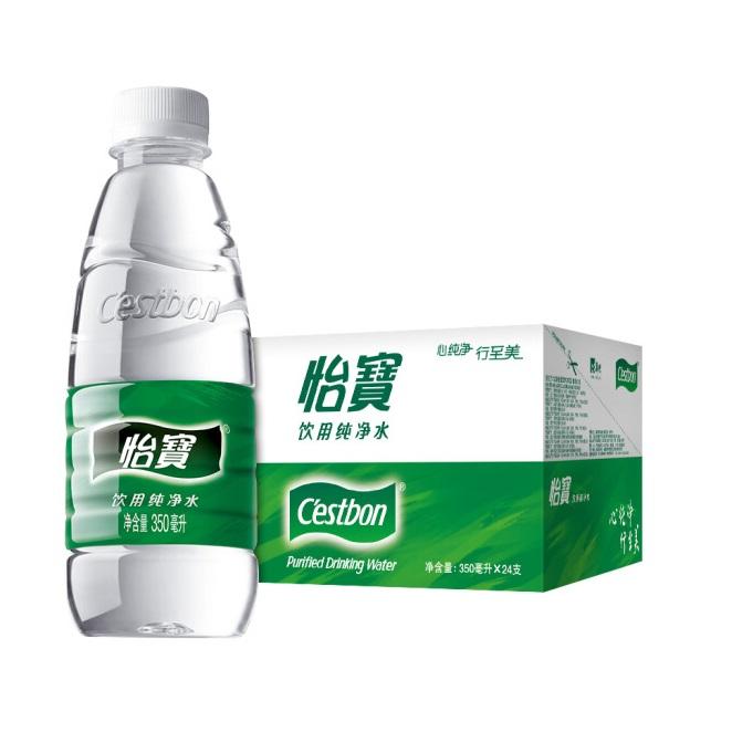 怡宝 饮用纯净水 350ml×24瓶