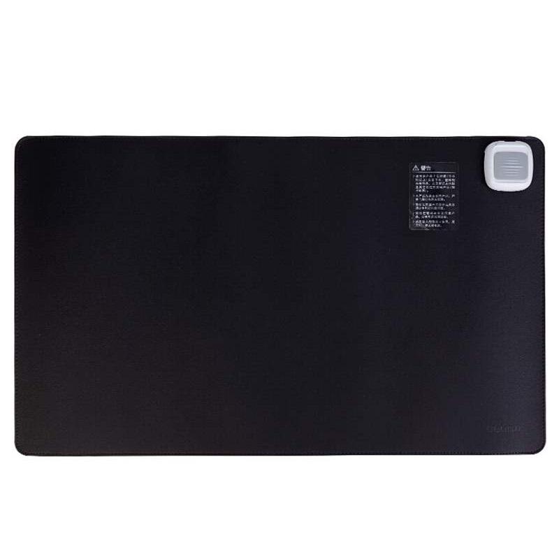 得力 3690D PU皮 24V直流 桌面发热垫 600mm×360mm 黑色