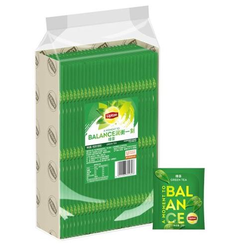 立顿 精选 袋泡绿茶  独立镀铝包 2g×80包